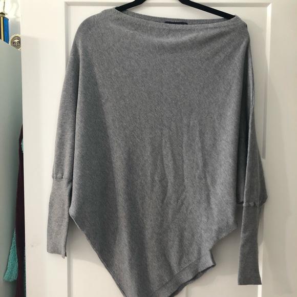 Zara Sweaters - Grey baggy sweater